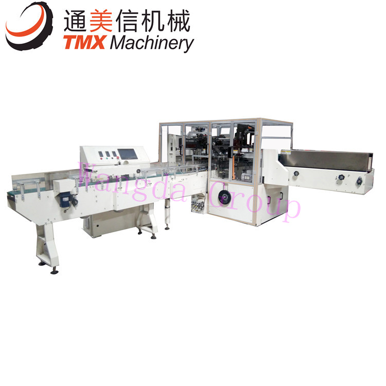 Full Automatic Napkin Paper Packing Machine