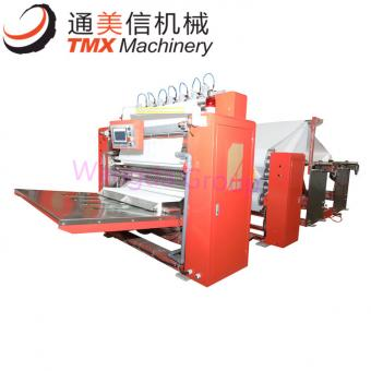 6 Line V Folded Facial Tissue Hand Towel Machine