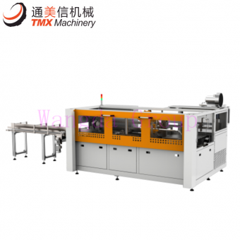 Fully Automatic Toilet Paper Multiple Rolls Packing Machine