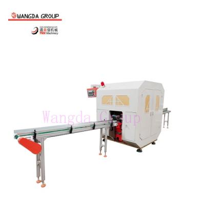 Single Channel Facial Tissue Log Saw Cutter